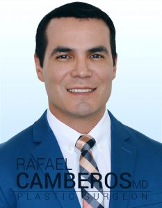 Dr. Rafael Camberos Solis, MD is a board-certified plastic surgeon in Tijuana, Mexico.