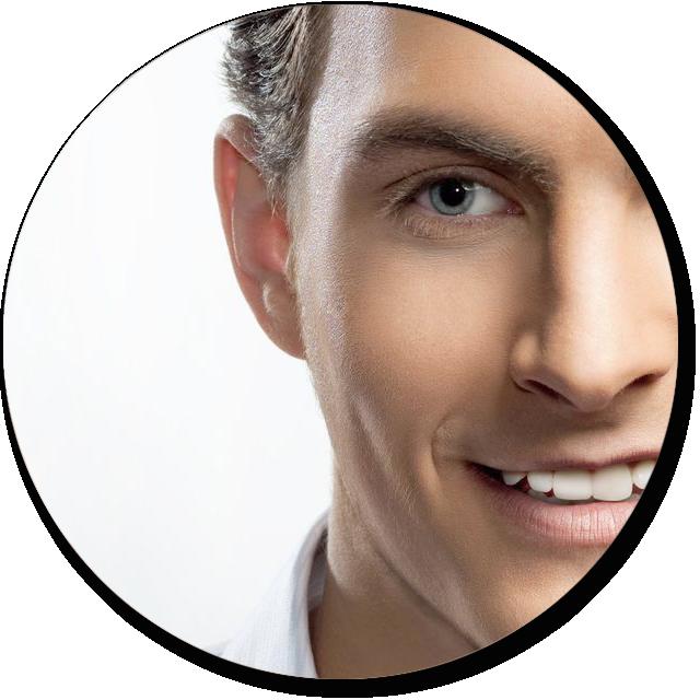 Cirugía de orejas masculina